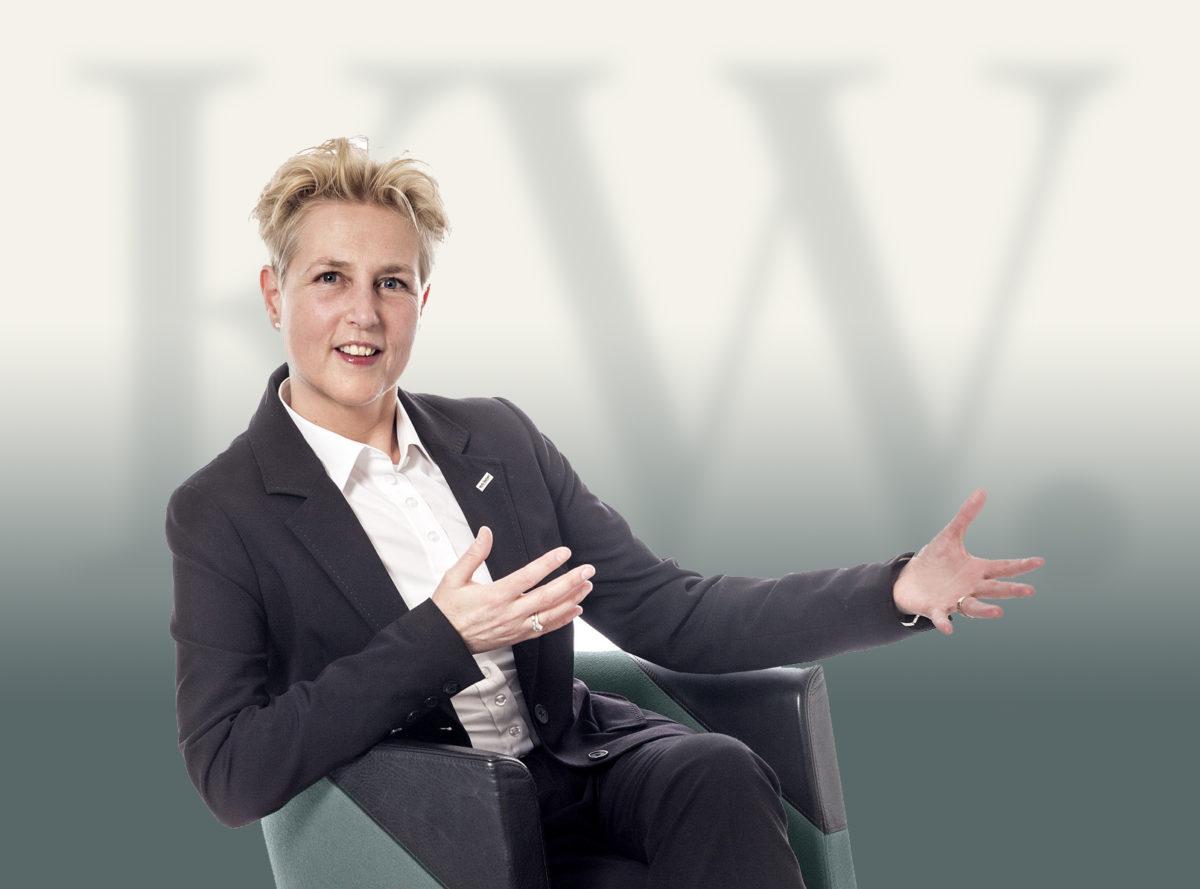 Karin Wetterstrand styr upp för framgång!